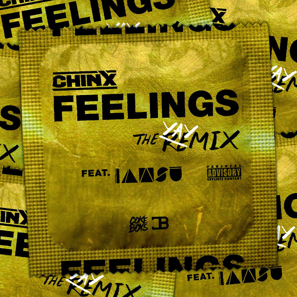 Chinx - Feelings Remix (feat. Iamsu!) - Single Cover