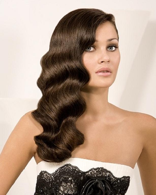 Peinados Para Cabellos Con Ondas - 5 peinados perfectos para el pelo con ondas TKM Argentina