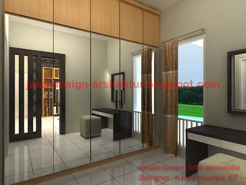 Kontraktor interior surabaya sidoarjo design kamar minimalis for Design interior surabaya