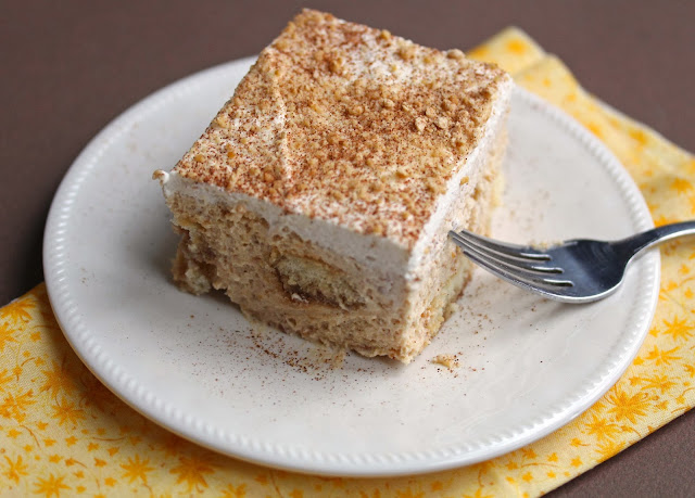 Sweet Potato Tiramisu