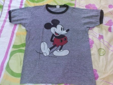Mickey Mouse Rayon
