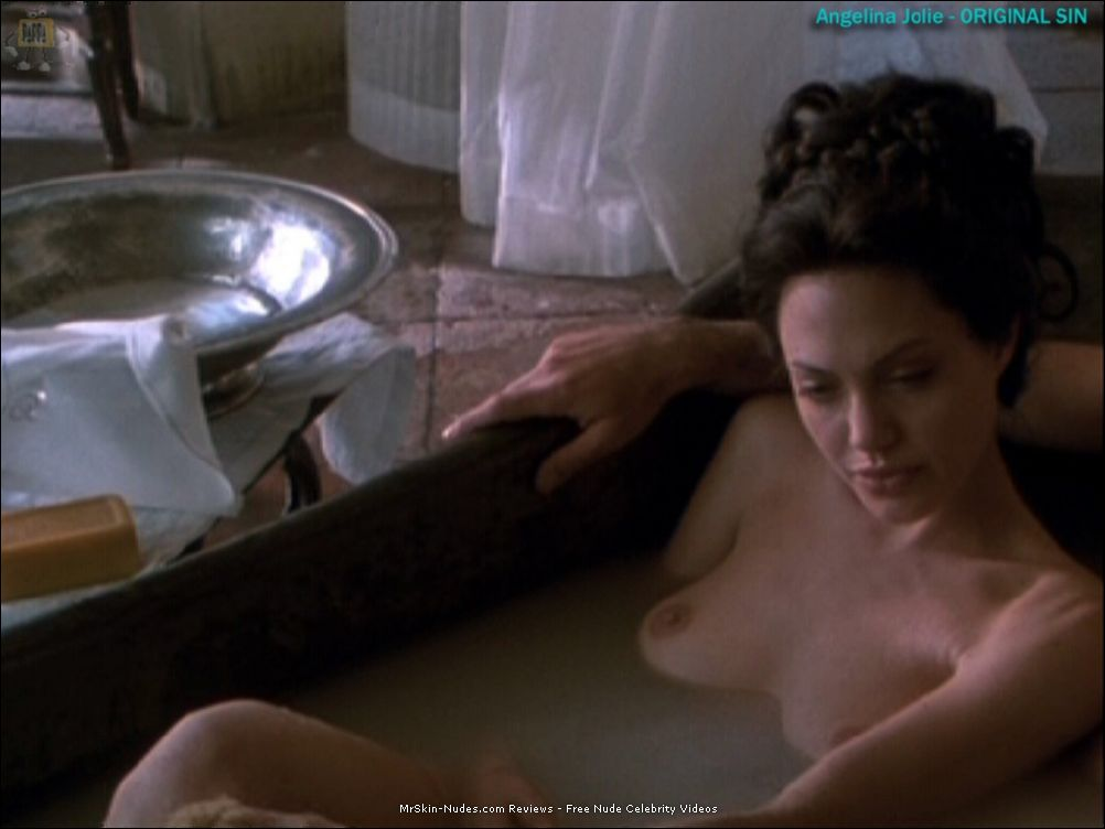 Angelina julie nude movie