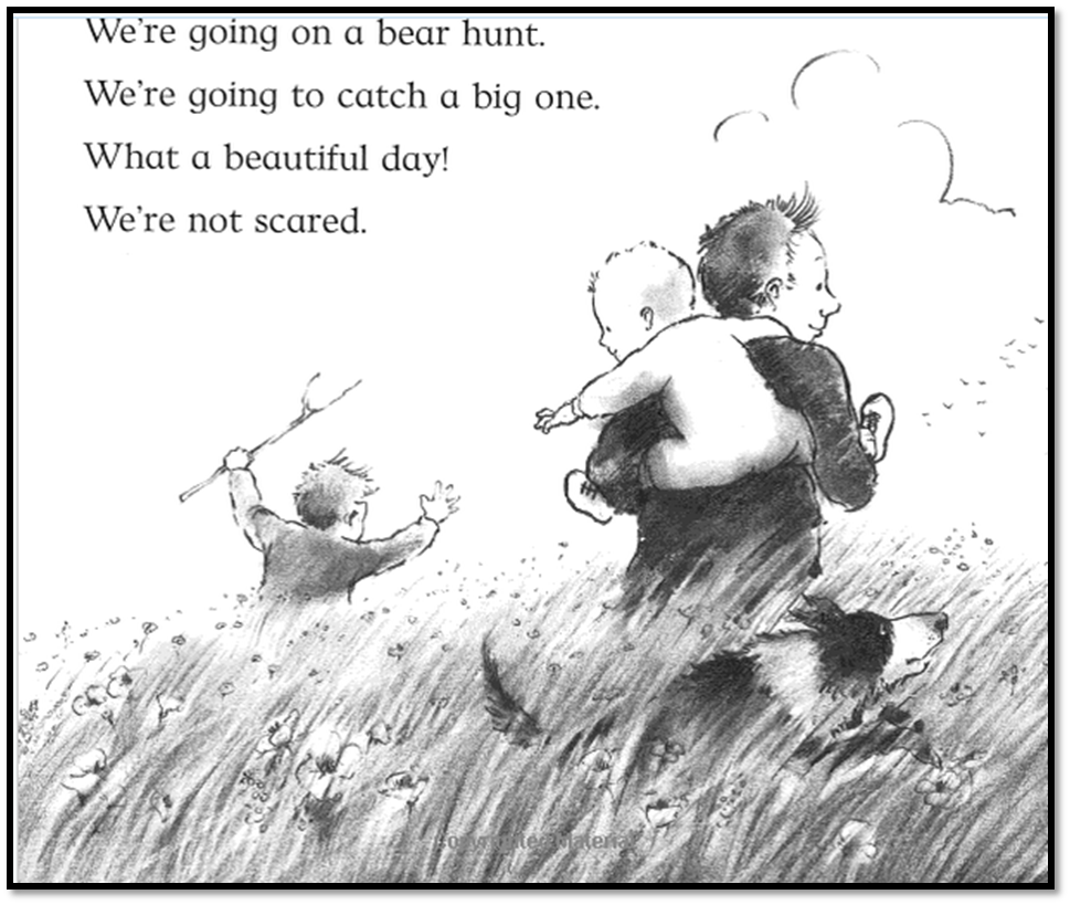 A Bear Hunt First Grade Fai...