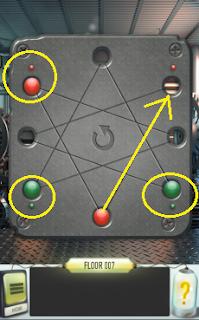 100 Locked Doors 2 soluzione livello 7 level 7