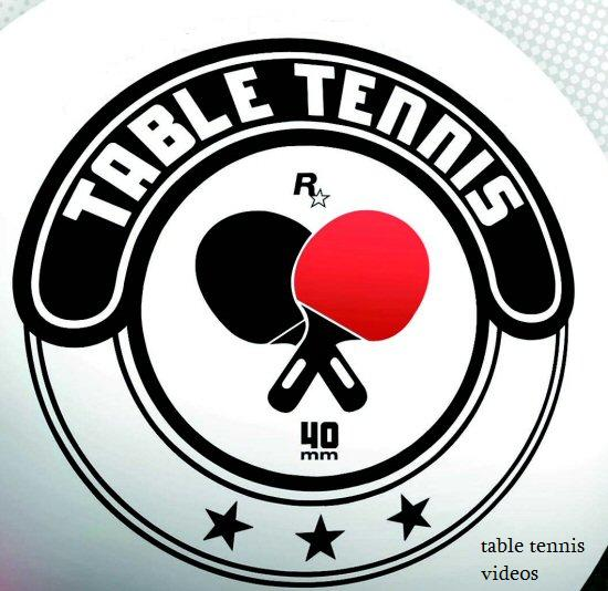Table tennis videos , table tennis news & photos !!!