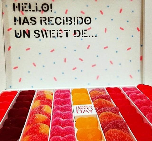 sweet messages barcelona dulces detalles regalos envio domicilio desayuno mágica bcn