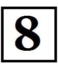 Nomor Urut 8