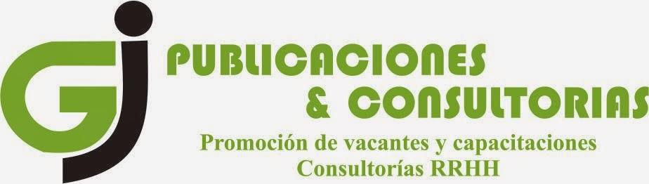 GJ Publicaciones y Consultorías