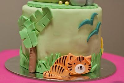 My Wey of Life Little Elephant Cake