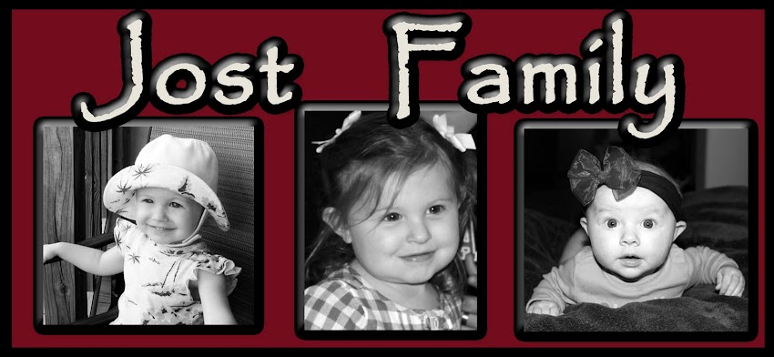Jost Family Blog