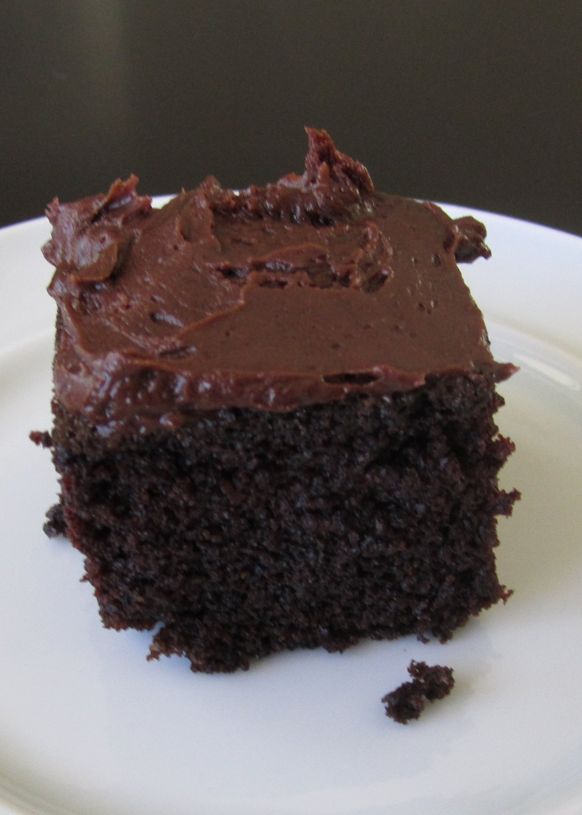 our carlson life: milling mondays: whole wheat chocolate cake