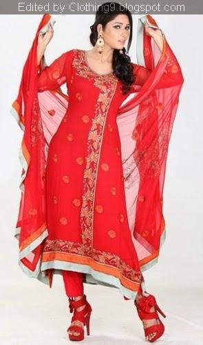 Angrakha Designs in Aline Cut