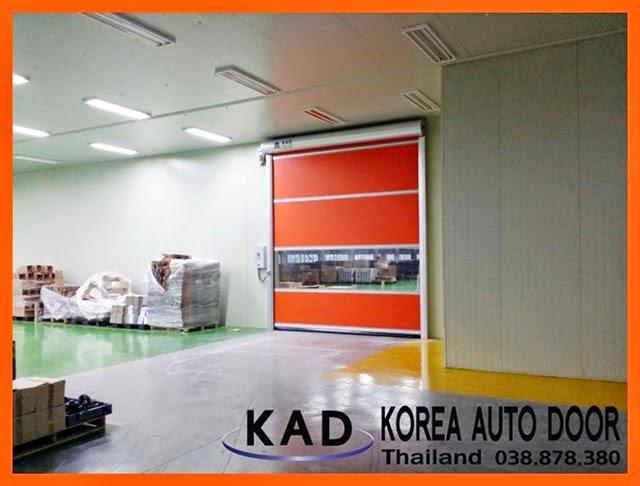 high speed door is very useful for workers