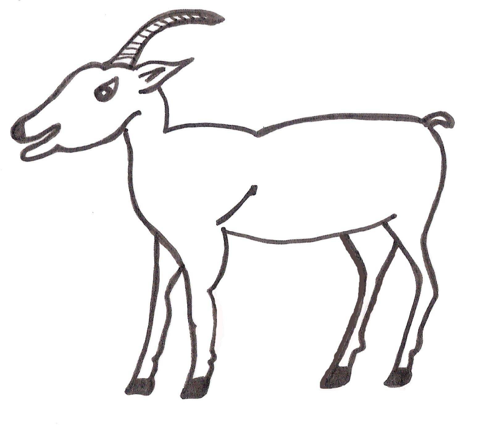 A cabra do capiroto