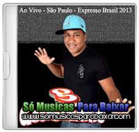 gaspazinho+ao+vivo CD Gasparzinho – Ao vivo Em São Paulo No Expresso Brasil (2013)