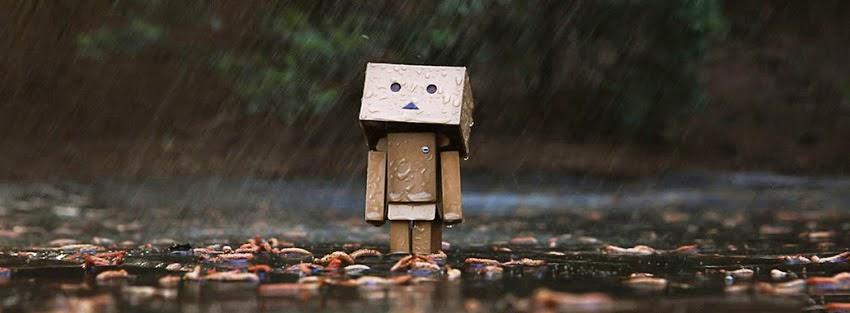 xem ảnh bìa facebook mưa buồn lãng mạn