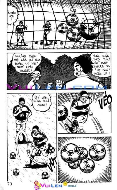 Jindodinho - Đường Dẫn Đến Khung Thành III Tập 63 page 70 Congtruyen24h