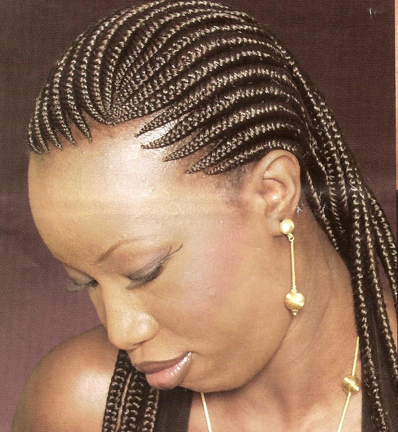 Jewelry, Fashion and Celebrities: African Hair Braiding Styles