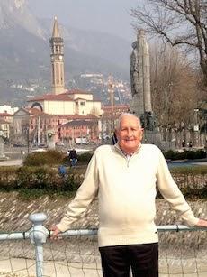 Piero, un altro Pizzi in una famiglia di artisti veri