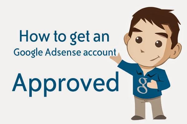 Trik Dahsyat ! Rahasia Daftar Google Adsense