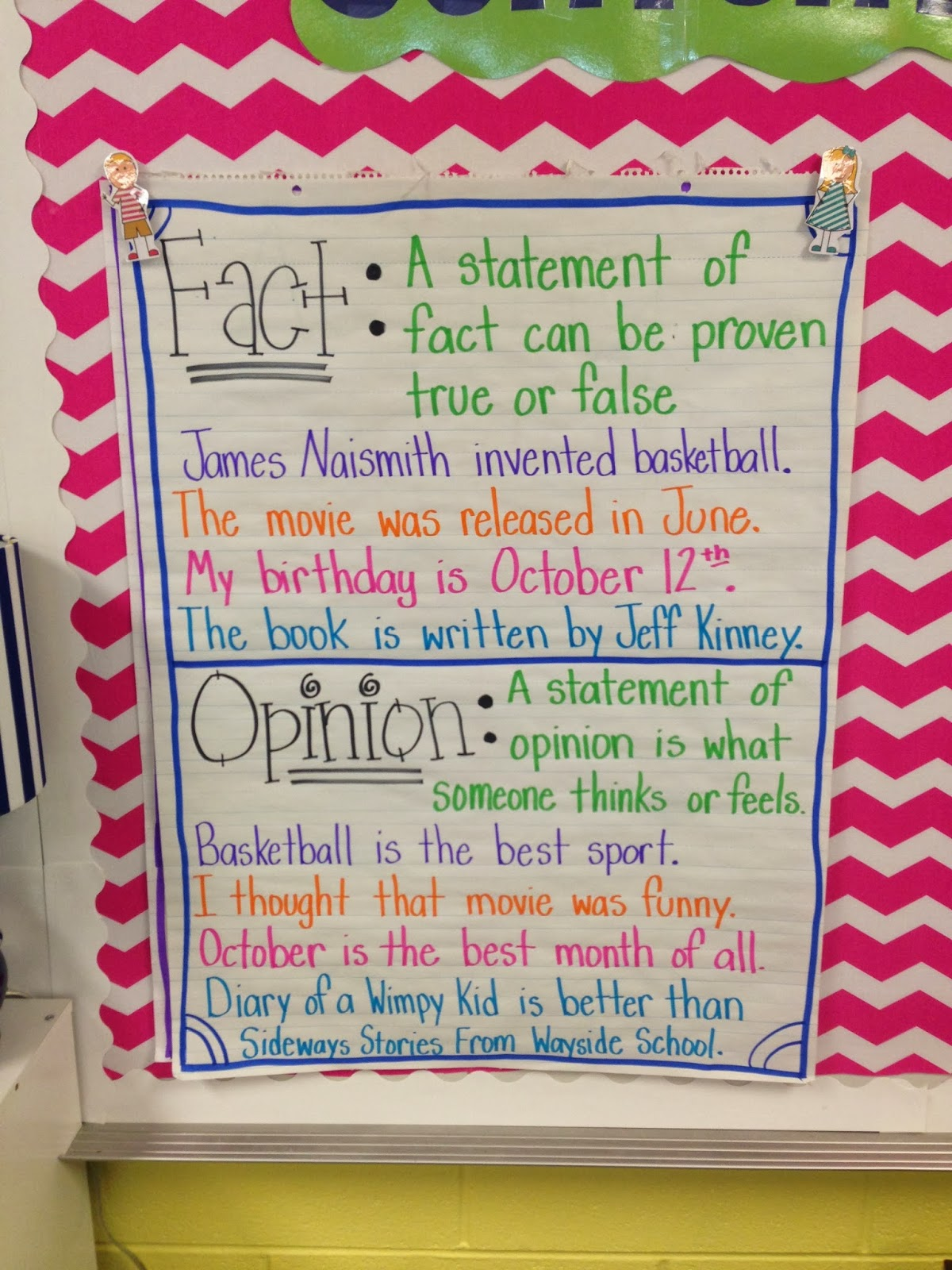 Fact and Opinion {FREEBIE} by Amber Polk | Teachers Pay Teachers