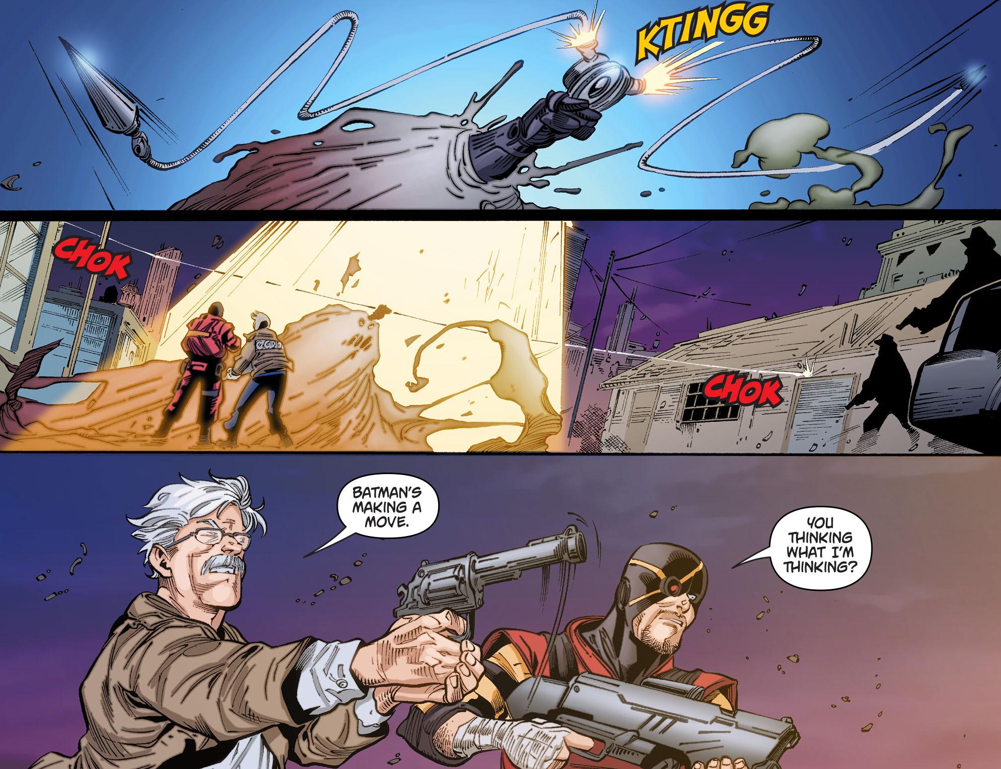 Batman: Arkham Knight [I] Issue #25 #27 - English 14