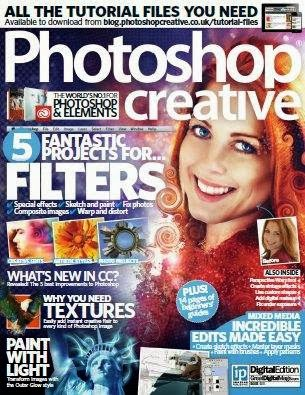 Photoshop Creative Magazine Issue 111 2014