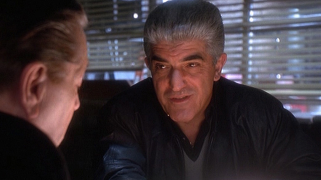 frank vincent height
