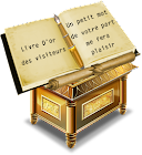 Livre D'or  Guestbook