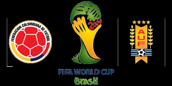PREVIEW Pertandingan Kolombia vs Uruguay 29 Juni 2014 Dini Hari