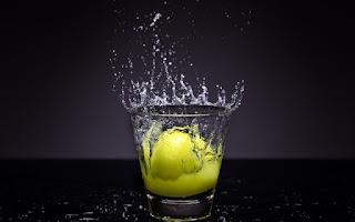 Adelgazar rápidamente con zumo de limón desintoxicante