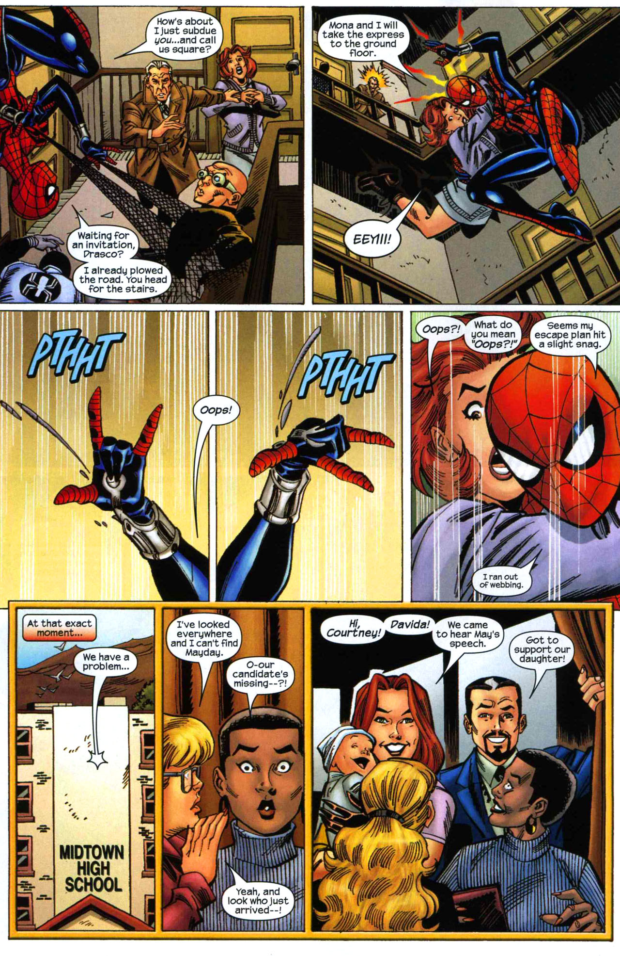 Amazing Spider-Girl #5 #26 - English 17