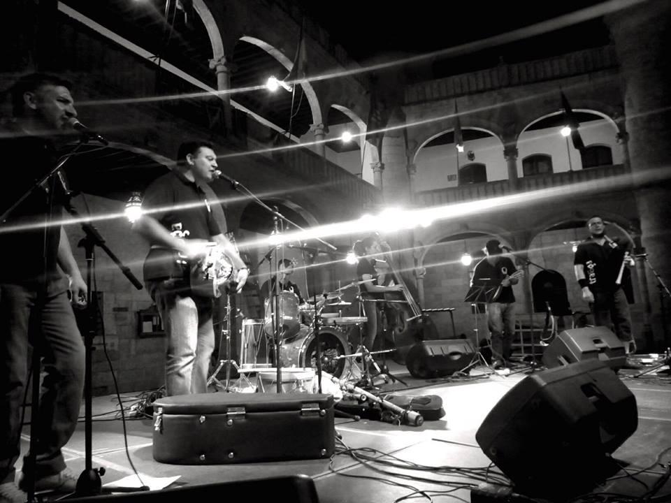Concerto Trasga - Ciudad Rodrigo 14 de Julho de 2015
