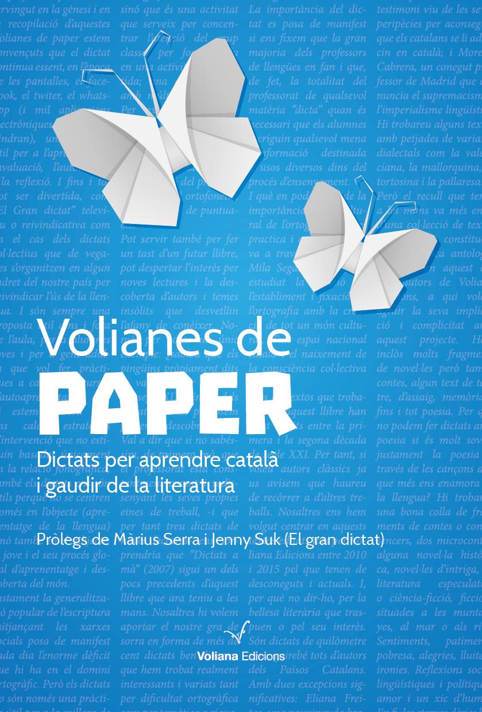 Volianes de paper