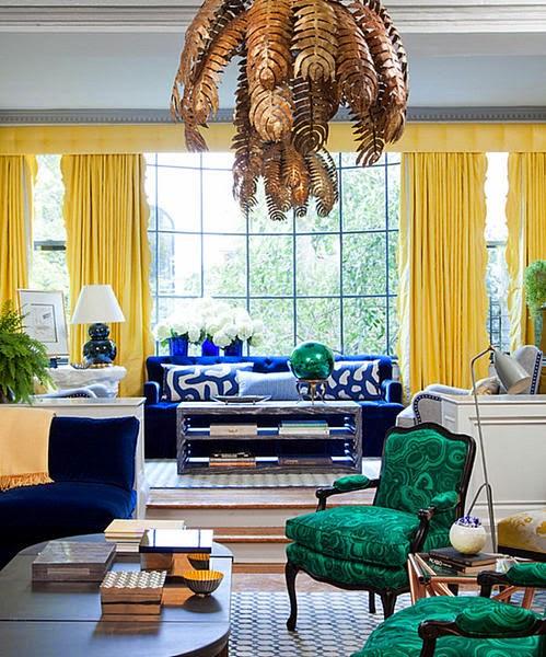 3 Ide Kombinasi Warna Interior yang Menginspirasi