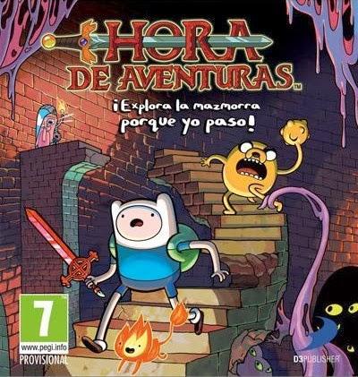 Videojuegos hora de aventuras