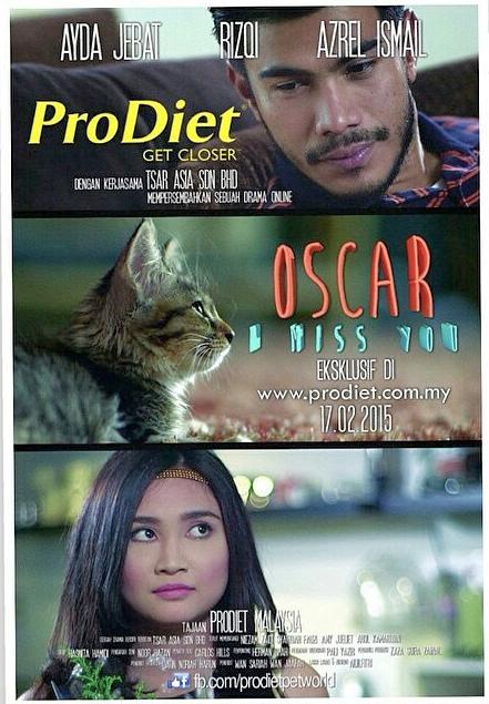 Ayda Jebat, Azrel Ismail, Aarol Kamarudin, Rizqi (Oscar)