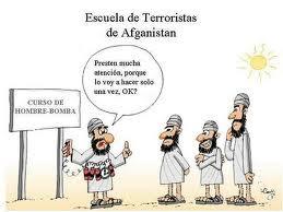 imagenes graciosas de terroristas