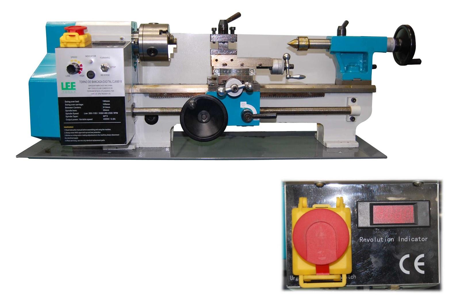 Cali Máquinas Operatrizes Tornos Mecanicos Máquinas Usadas e  #0B7597 1600x1064