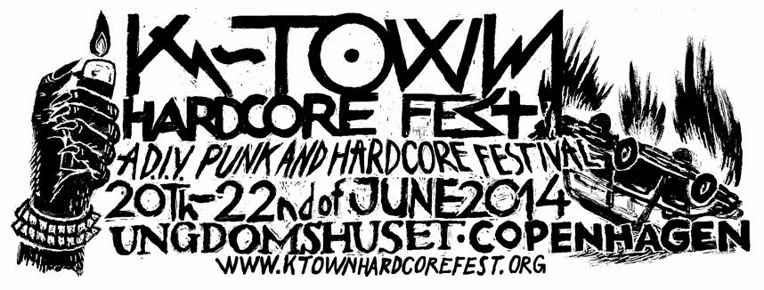 K-Town Hardcore Fest 2014