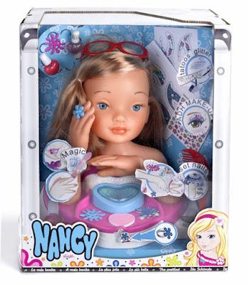 JUGUETES - NANCY - Escuela de Uñas Producto Oficial 2015 | Famosa 700012414 | A partir de 4 años Comprar en Amazon España