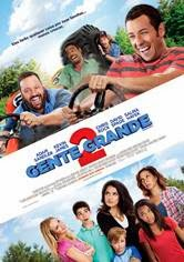 Download Gente Grande 2 RMVB Dublado + AVI Dual Áudio + Torrent BDRip