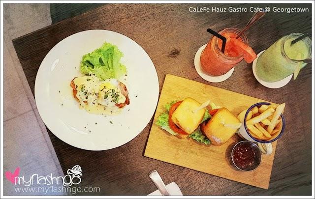 槟城 Cafe | Calefe Hauz Gastro Cafe @ Georgetown