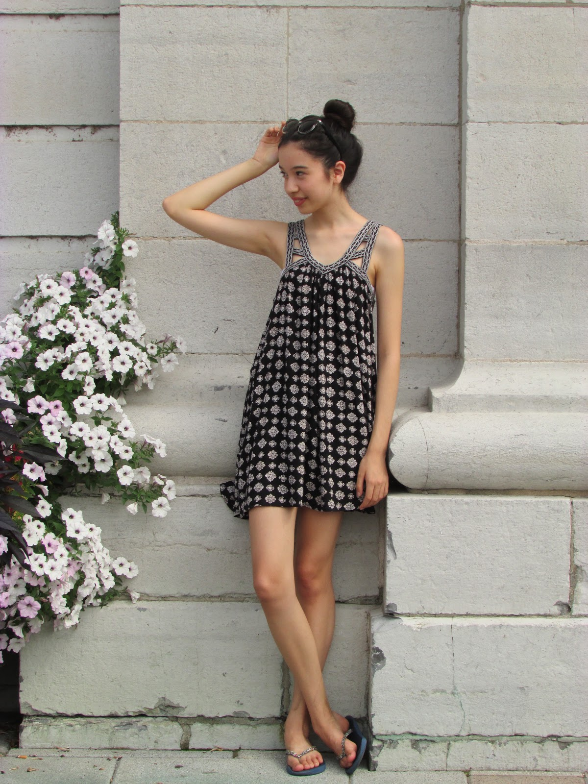 My Favourite Sun Dress from American Eagle | Akinokiki