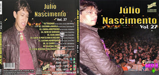 CD Julio Nascimento – Vol.27 (2015)