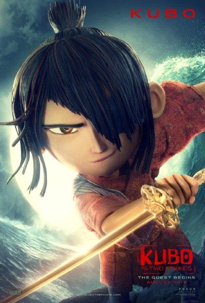 Kubo và Sứ Mệnh Samurai