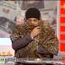 فيديو : جابر القرموطي يرتدي بطانية علي الهواء مباشرة علي قناة اون تي في