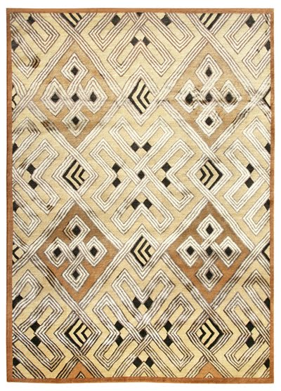 Probably It Should Be No Surprise That In Recent Years Some Rug Makers Have  Explored Recreating Kuba Designs In Wool And Silk.