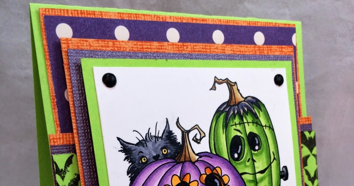 Just4funcrafts Spooky Buds