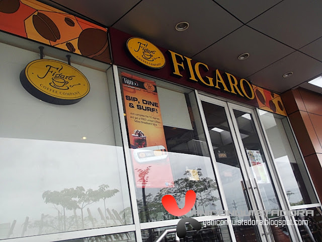 Figaro Coffee Company UP Ayala Technohub